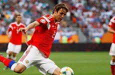 Сборная РФ одержала нелегкую победу над командой Кипра