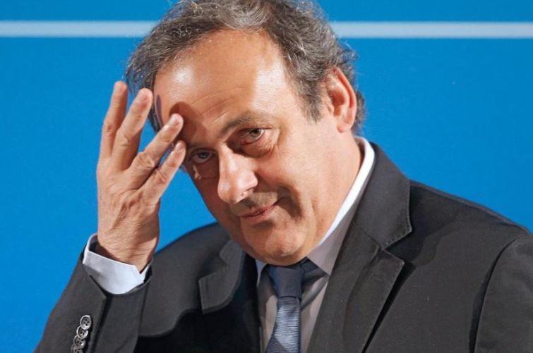 Бывший президент УЕФА Мишель Платини взят под арест во Франции 1
