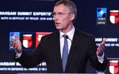 Столтенберг поведал о реакции НАТО в случае нападения РФ на члена альянса