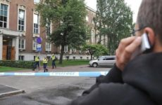 В Эстонии 26 человек пострадали в результате аварии с участием автобуса и грузовика
