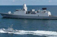 Китайские СМИ посмеялись над украинской «рыбацкой лодкой» на учениях с США