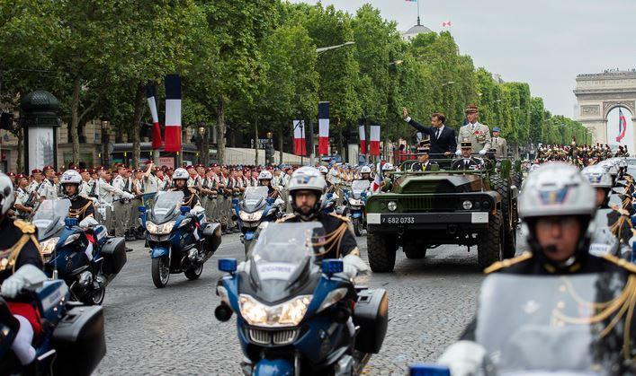 Spiegel: увеличивая расходы на оборону, Франция намерена добиться «стратегической автономии» от США 1
