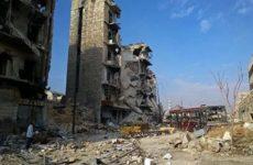 Боевики обстреляли населенные пункты в двух провинциях Сирии