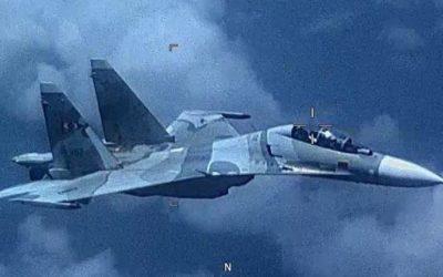 DM: Штаты обвиняют Су-30 Венесуэлы в «брутальном преследовании» американского самолёта