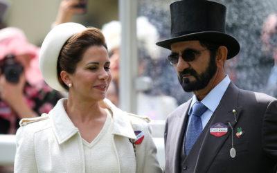 Эмир Дубая и сбежавшая принцесса Хайя официально сообщили о разводе