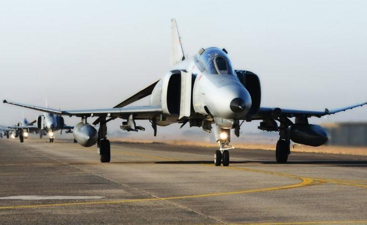 Истребители Южной Кореи открыли огонь по военному самолету России 1