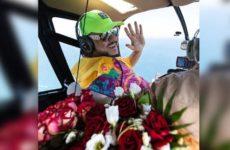 Киркоров сел за штурвал вертолета по дороге в Сочи
