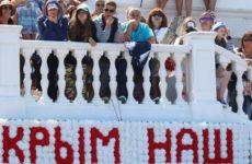 Дискриминацией Крыма возмущен даже Запад, а Россия молчит