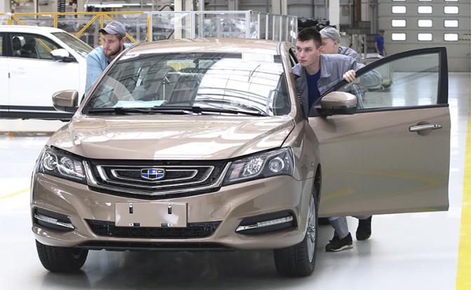 Главная проблема китайских машин 1