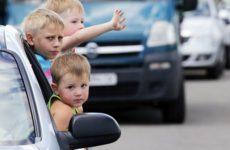 Шесть советов, чем занять детей в дальней дороге