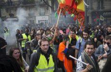 Макрон сказал, чем вызваны протесты «желтоватых жилетов»
