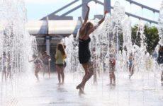 На Западную Европу надвигается аномальная жара