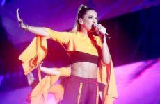Ольга Бузова объявила о своем последнем концерте