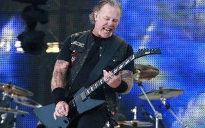 Организатор концерта Metallica обьяснил, почему группа исполнила композицию Цоя