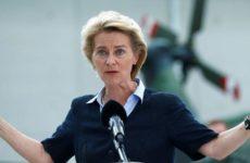 Spiegel: планы фон дер Ляйен по защите климата честолюбивы, но денег на них не имеется
