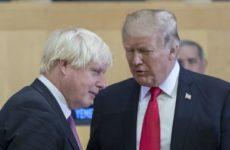 Трамп считает, что Джонсон будет «величавым» премьером Британии