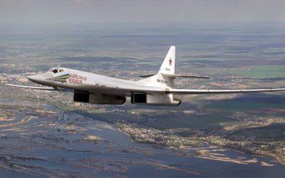 В Китае посчитали бомбардировщик Ту-160 российской «пощечиной» для НАТО
