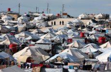 WP: у американской базы в Сирии погибают от голода 30 тысяч беженцев, но Вашингтон не будет их кормить