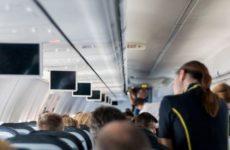 Американская авиакомпания отменила рейс из-за пьяных летчиков