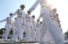 Американское издание оценило парад ВМФ в Петербурге