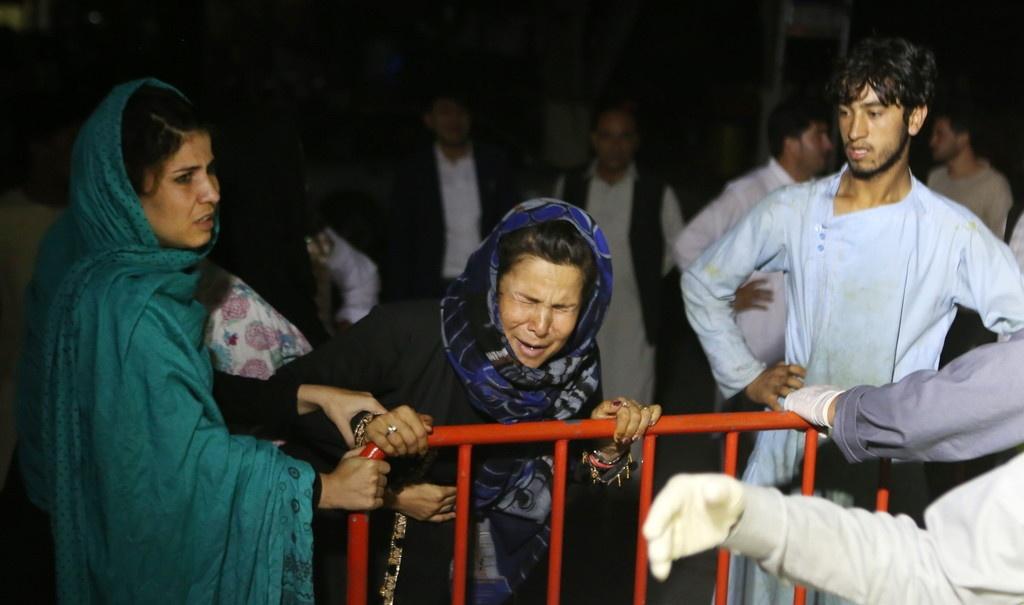 Боевики ИГИЛ взяли ответственность за взрыв на свадьбе в Кабуле 1