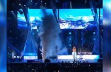 Брежнева поведала о ЧП во время концерта в Баку
