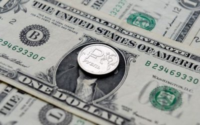 Эксперты раскрыли причины падения курса рубля