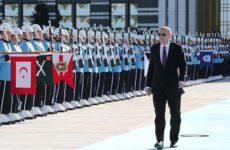 Эрдоган в очередной раз заявил, что Турция не признает присоединение Крыма к России