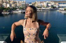 Юлия Пересильд призналась, как ее дразнили в годы юности в Пскове