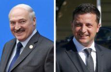 """Лукашенко заявил, что Зеленский попросил у него """"какой-то"""" поддержки"""