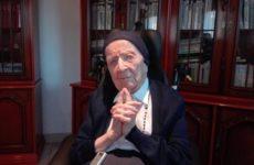 Монахиня из Франции стала старейшей жительницей Европы