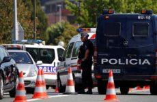 Полиция проводит задержания в соседнем с Биаррицем городе