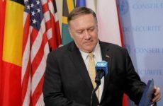 Помпео пообещал работать над возвращением России в G7