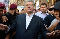 Порошенко призвал Киев напомнить Западу об исходящей от РФ угрозе