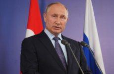 Путин огласил сроки запуска «Турецкого потока»