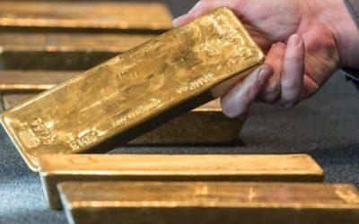 РФ вошла в топ-5 стран по объему золотовалютных резервов