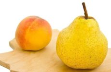 Россельхознадзор запретил ввоз груш и персиков из Китая