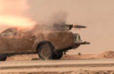 САА отразила атаку террористов, 23 военных погибли