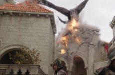 Создатели «Игры престолов» обьяснили, как создали сцену уничтожения Королевской Гавани