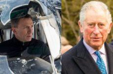 The Sun выяснила, что принц Чарльз может сыграть в новом фильме о Бонде