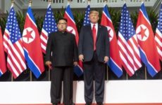 Трамп сообщил о готовности провести еще одну встречу с Ким Чен Ыном
