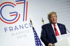 Трампа не волнует, чем для него закончится поддержка возвращения к G8