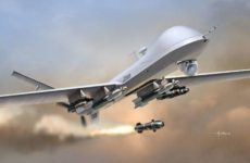 Украина и Турция создают супердрон, который будет мощнее самолета-штурмовика