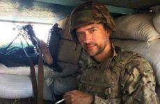 Воевавший на стороне ВСУ актер Пашинин обнищал и захотел в Россию