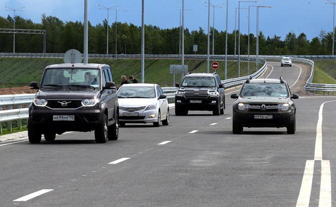 6 способов увеличить среднюю скорость на трассе 1