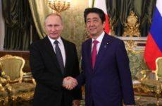 Абэ пояснил, почему «съел с Путиным пуд соли»