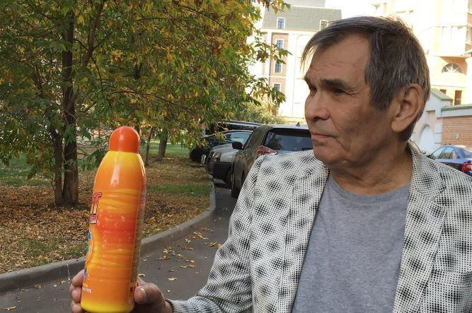 Алибасов сообщил, что выпил перед судом с производителем «Крота» 1