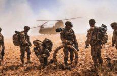 Американский военнослужащий погиб в Афганистане