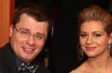 Асмус подогрела слухи о расставании с Харламовым