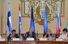 Экономический форум в ЛНР собрал около 120 делегатов из разных стран